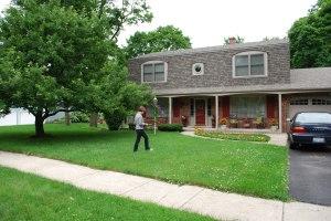 DWN Fagan Home landscape before photos 6-254-11 010