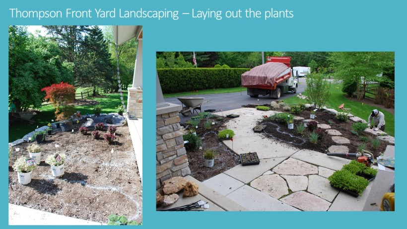 DWN Thompson Front Yard Landscaping before and after flyer 5-20-16 pg. 2