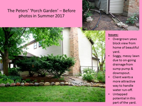 DWN Peters' Porch Garden slide 1 of 8